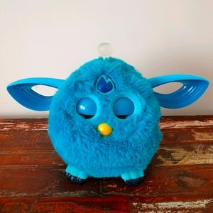 Furby Connect Teal. As New. Tested and still works